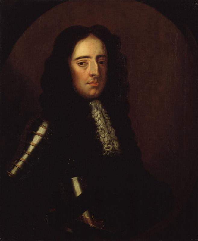King William III by William Wissing