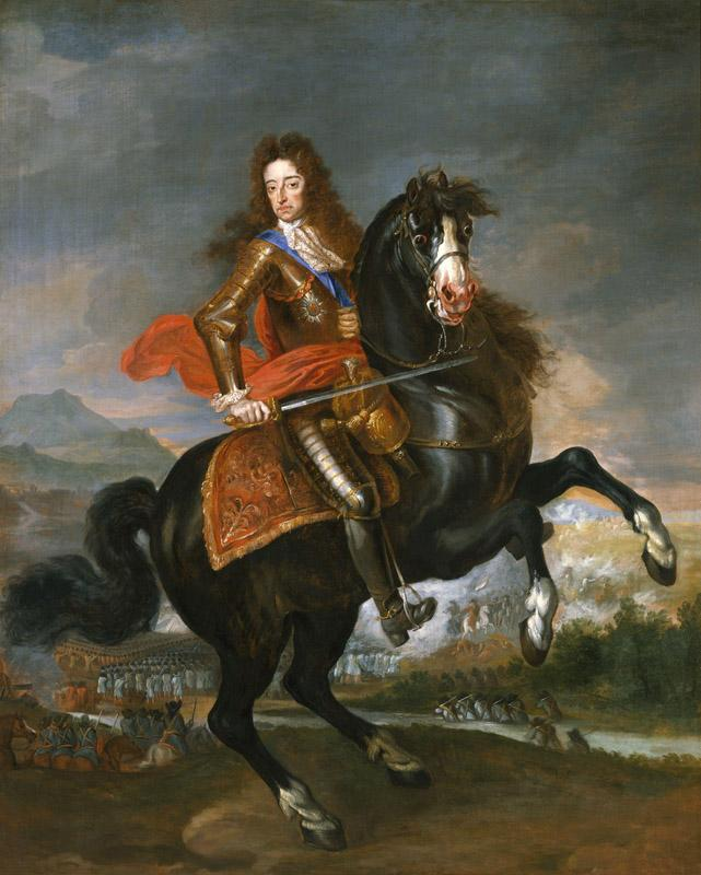 King William III from NPG