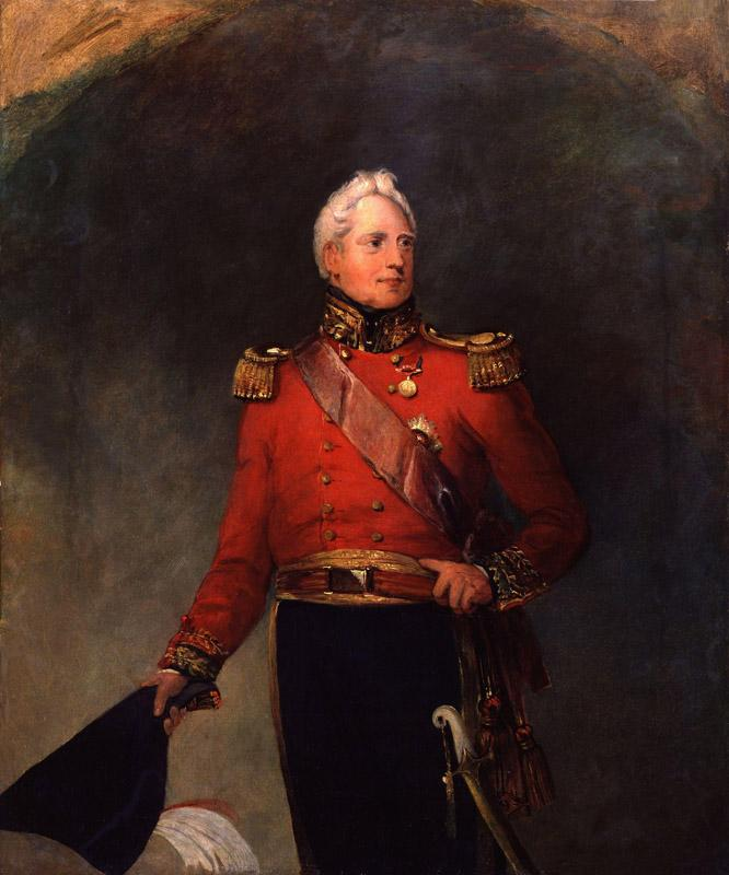 King William IV by William Salter
