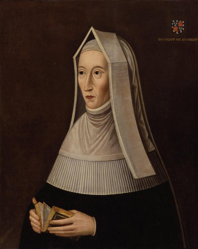 Lady Margaret Beaufort from NPG