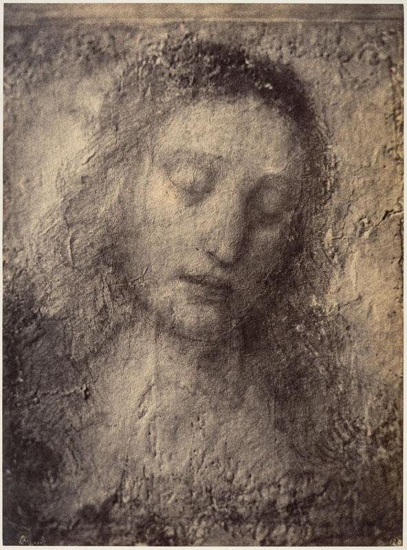 Leon Gerard--Leonardo da Vinci, Drawing for Christ