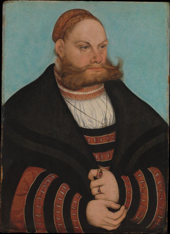 Lucas Cranach the Elder--Lukas Spielhausen