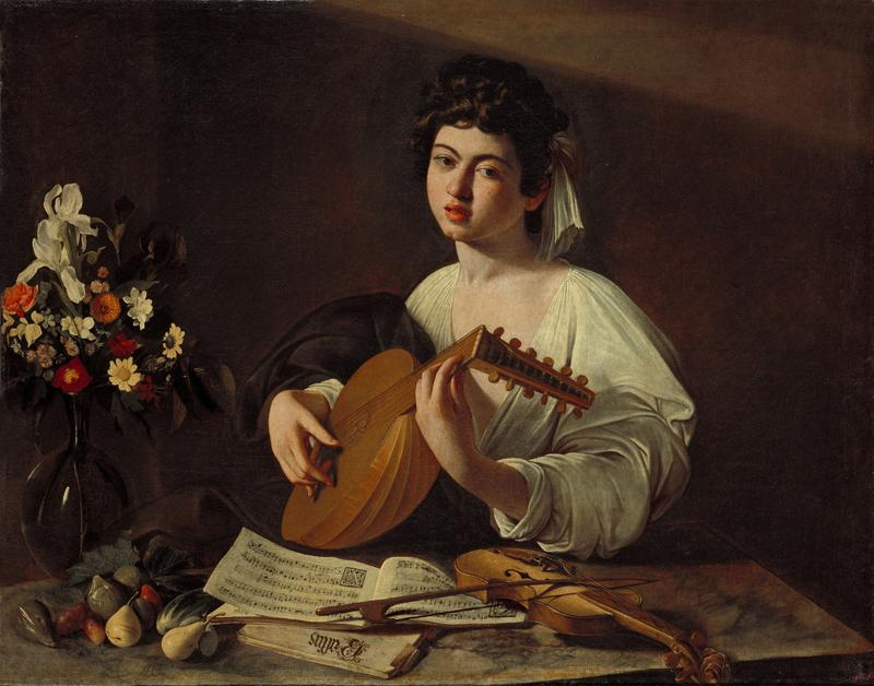 Lute Player (1596)