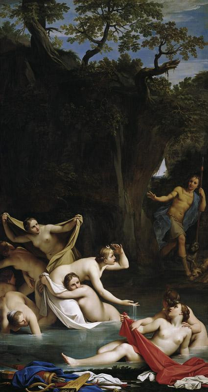 Marcantonio Franceschini - Diana and Actaeon, 1692-1698