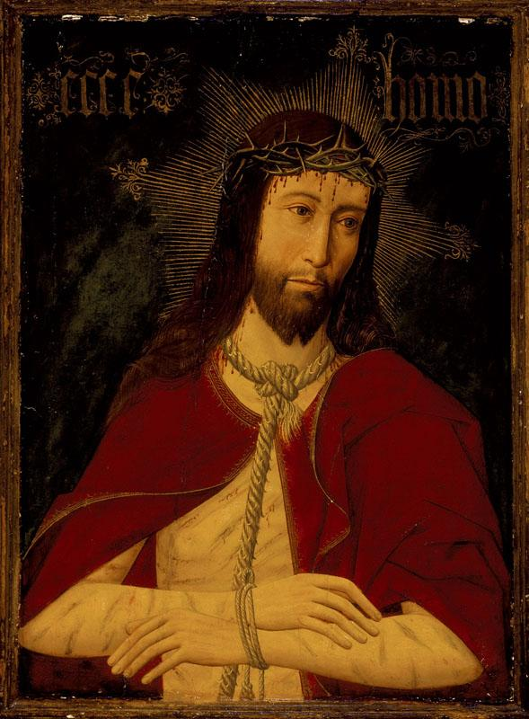 Master of Osma - Christ with the Crown of Thorns