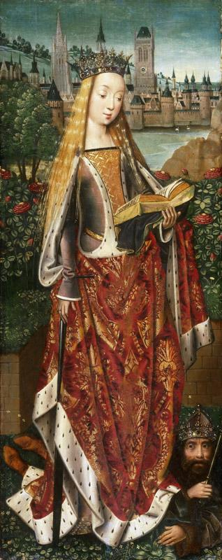Master of the Legend of Saint Lucy, Netherlandish (active Bruges), active c. 1470-c