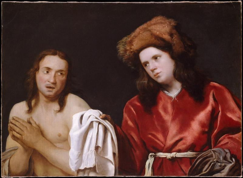 Michiel Sweerts--Clothing the Naked
