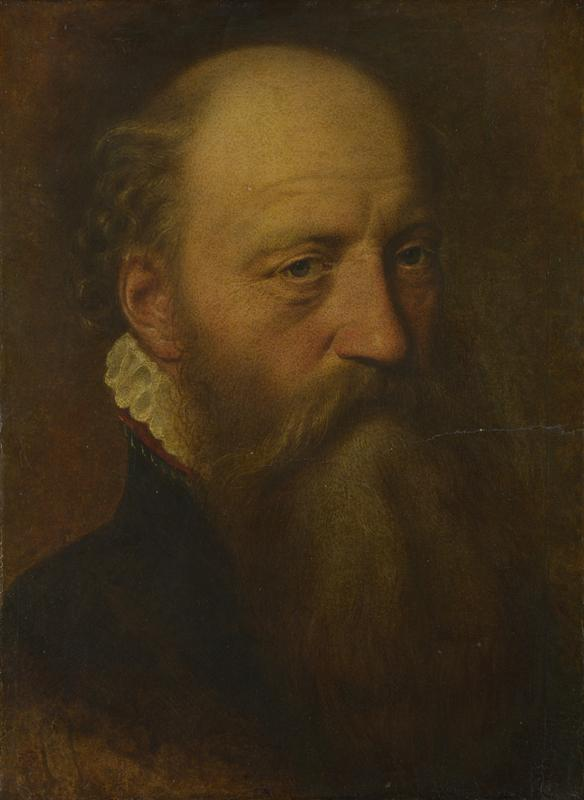 Netherlandish - Portrait of a Bearded Man