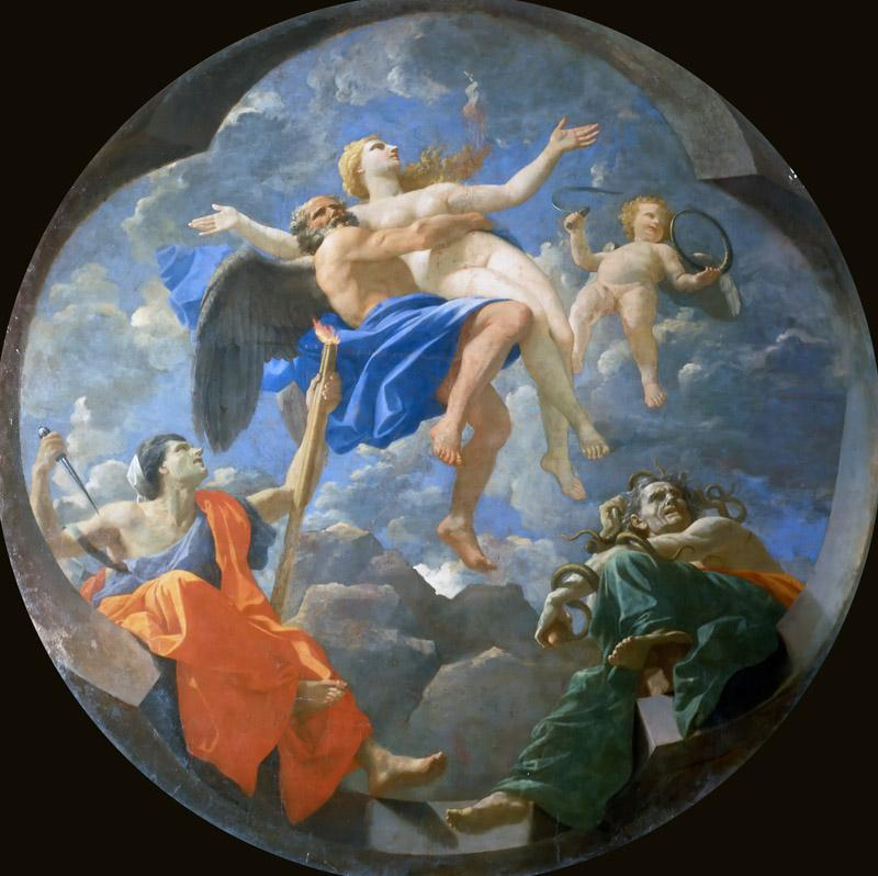 Nicolas Poussin -- Time and Truth