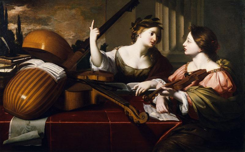 Nicolas Regnier - Divine Inspiration of Music