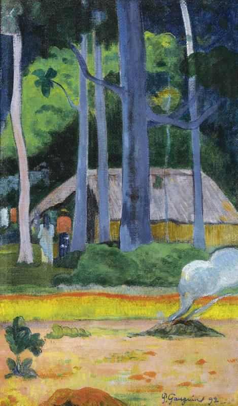 Paul Gauguin114
