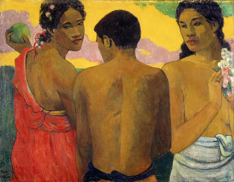 Paul Gauguin121