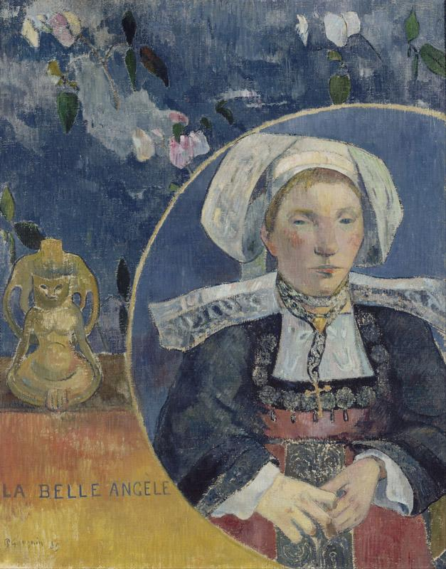 Paul Gauguin - La Belle Angele