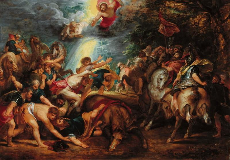 Peter Paul Rubens - The Conversion of St. Paul, 1601-1602