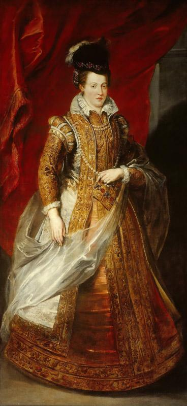 Peter Paul Rubens -- Johanna, Archduchess of Austria
