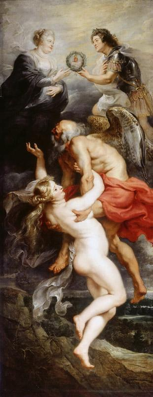 Peter Paul Rubens -- Triumph of Truth