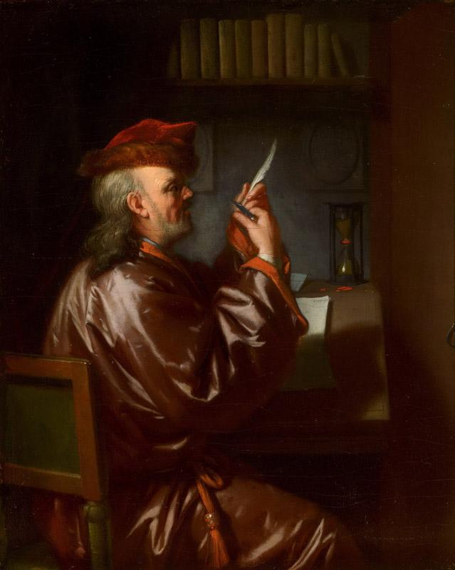 Philip van Dijk - The Bookkeeper