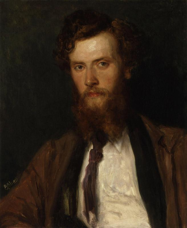 Philip Richard Morris by Eugen von Blaas