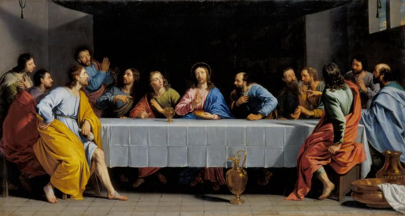 Philippe de Champaigne -- Last Supper