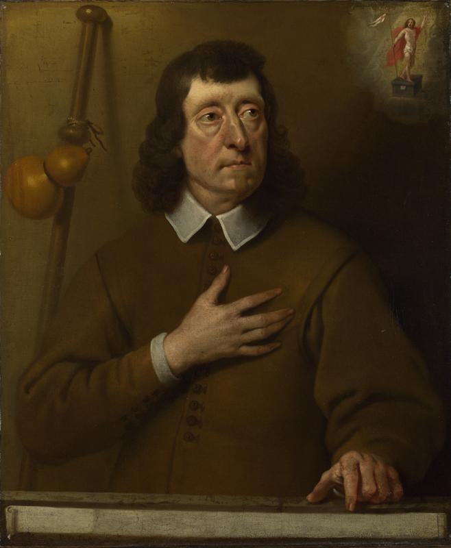 Pieter van der Plas - Portrait of a Man