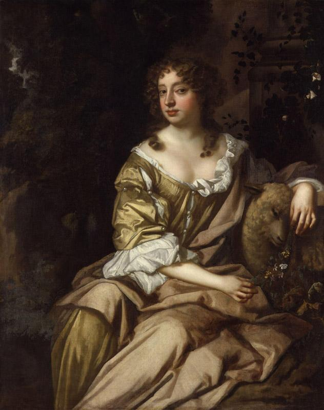 Possibly Nell Gwyn by Sir Peter Lely