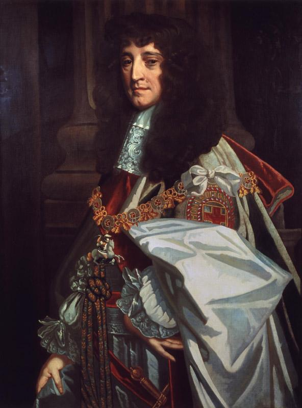 Prince Rupert, Count Palatine by Sir Peter Lely