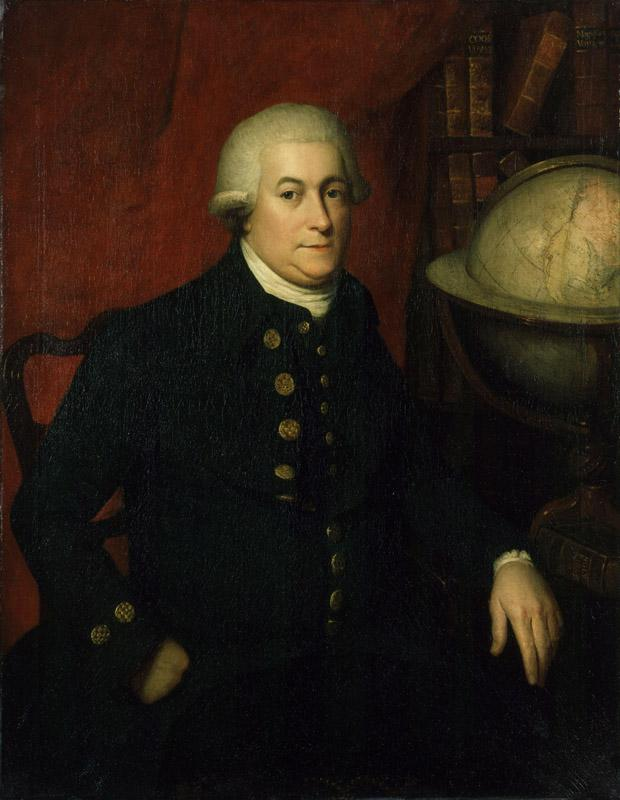 Probably George Vancouver from NPG