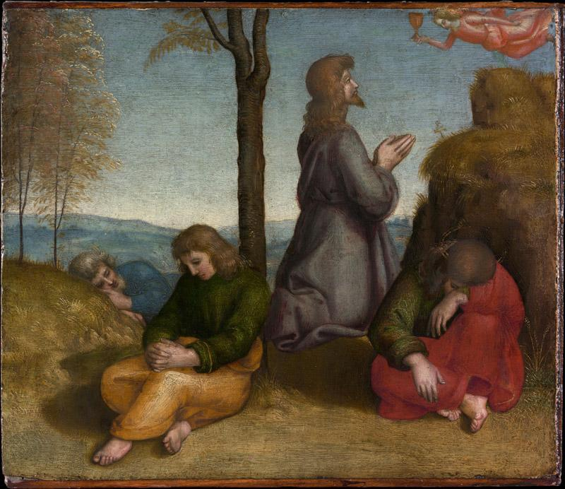 Raphael--The Agony in the Garden