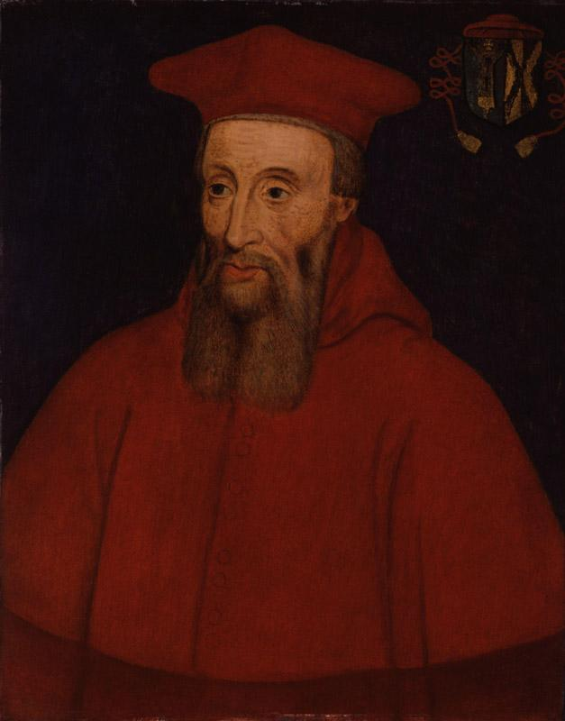 Reginald Pole from NPG