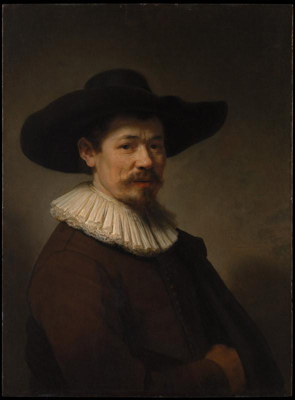 Rembrandt--Herman Doomer (born about 1595, died 1650)