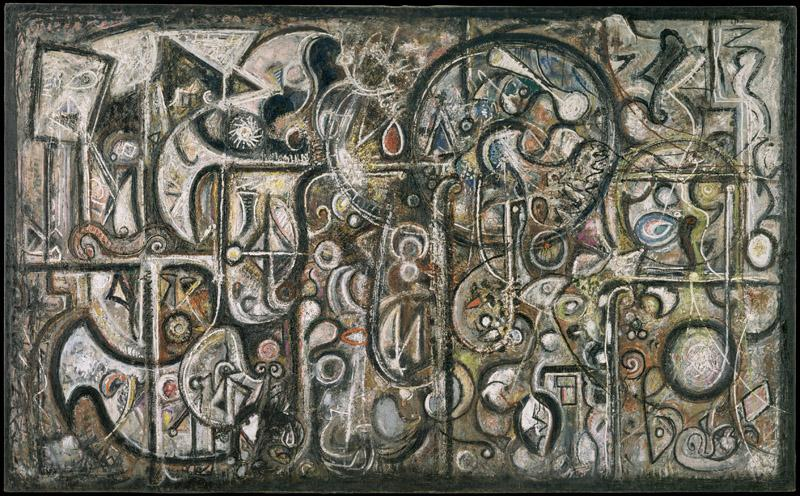 Richard Pousette-Dart--Symphony No. 1, The Transcendental