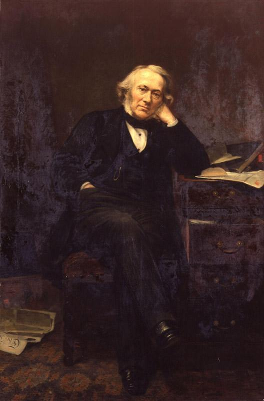Richard Cobden by Lowes Cato Dickinson