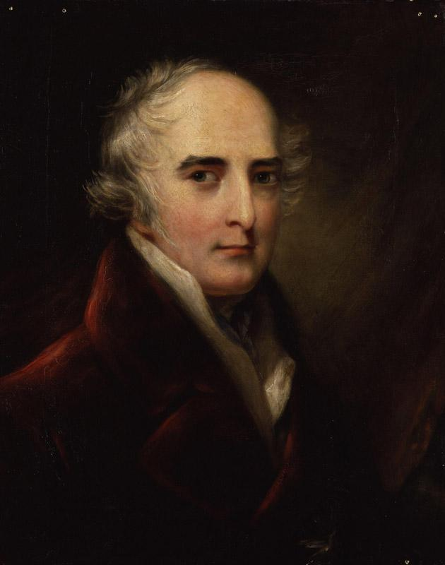 Richard Colley Wellesley, Marquess Wellesley by John Philip Davis (Pope Davis)