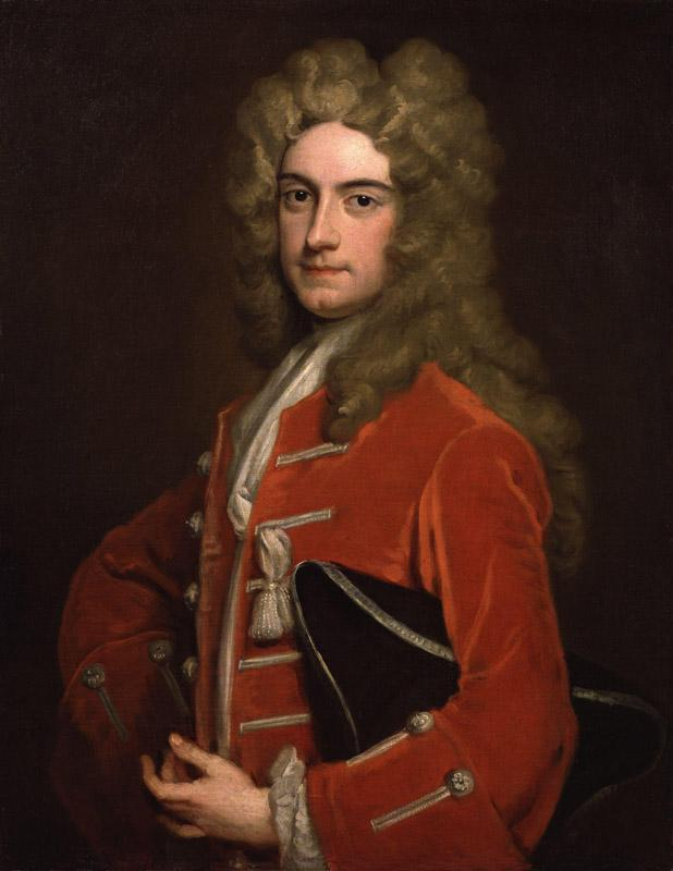 Richard Lumley, 2nd Earl of Scarbrough by Sir Godfrey Kneller, Bt