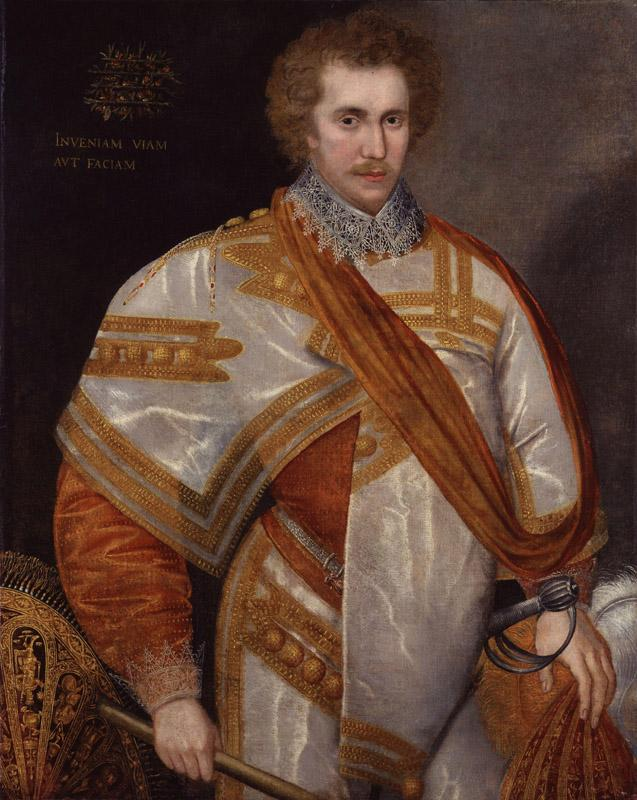 Robert Sidney, 1st Earl of Leicester from NPG