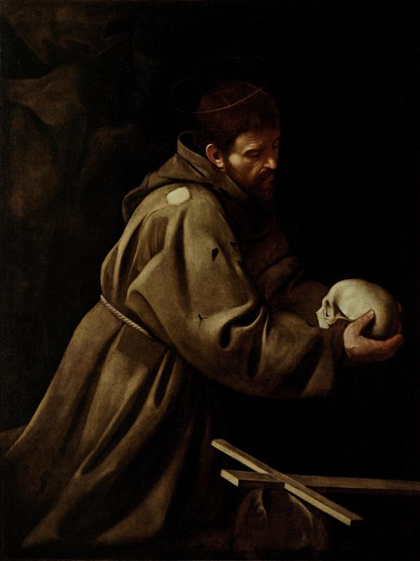 Saint Francis in Prayer (c.1606)