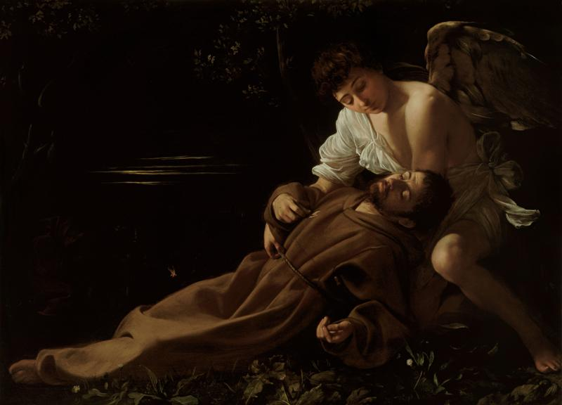 Saint Francis of Assisi in Ecstasy (c.1595)