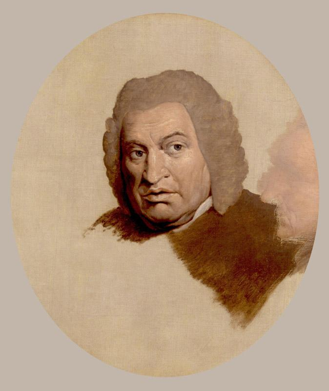 Samuel Johnson by James Barry
