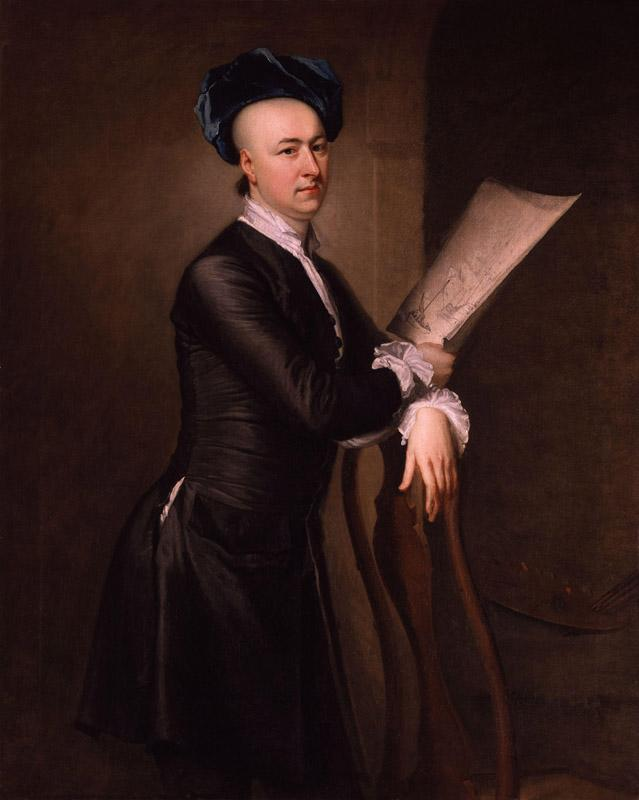 Samuel Scott by Thomas Hudson