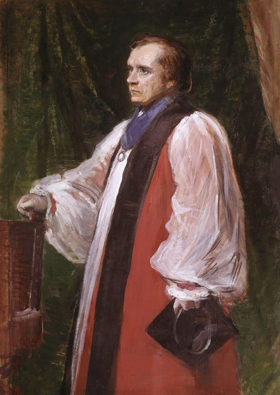 Samuel Wilberforce by George Richmond