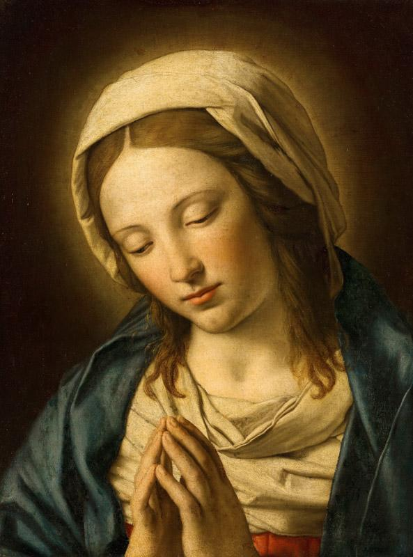 Sassoferrato (after) - The Virgin in Prayer