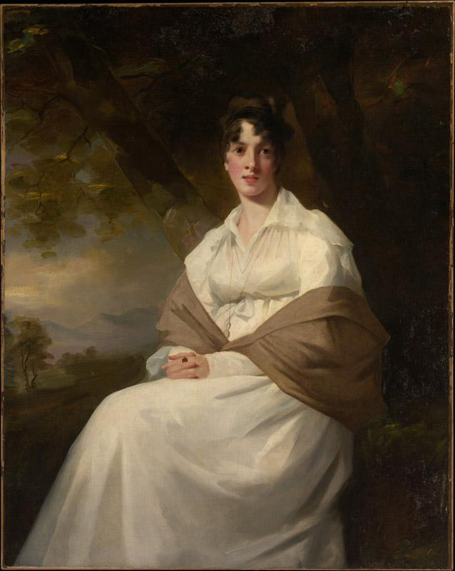 Sir Henry Raeburn--Lady Maitland (Catherine Connor, died 1865)