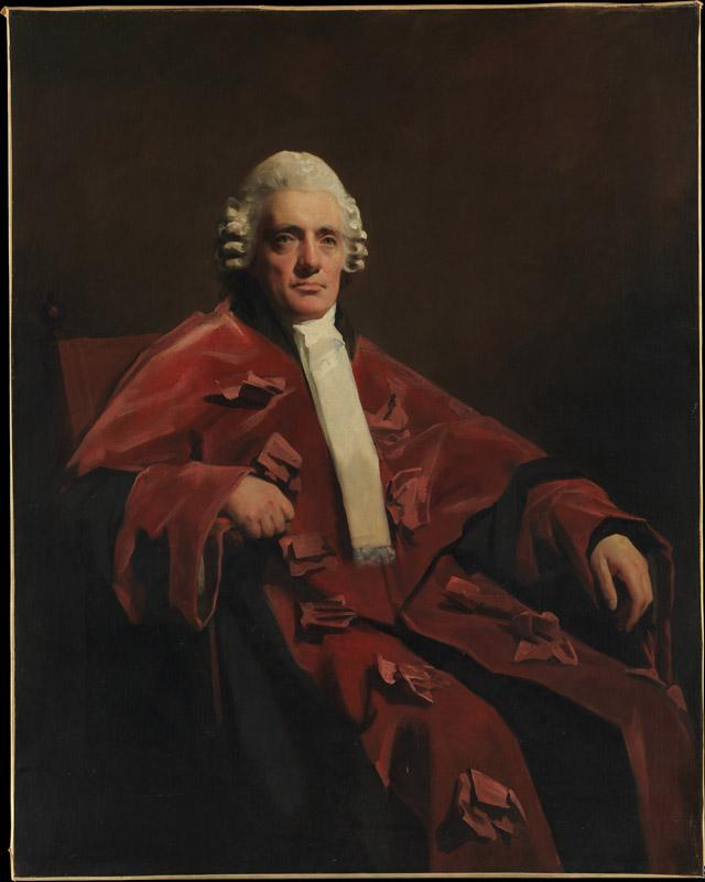 Sir Henry Raeburn--William Robertson (1753-1835), Lord Robertson