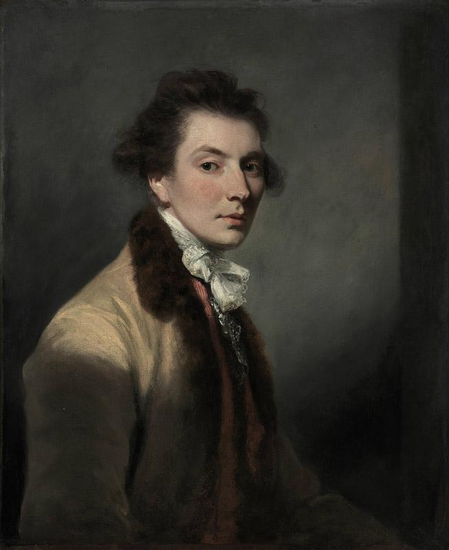 Sir Joshua Reynolds, P.R.A.