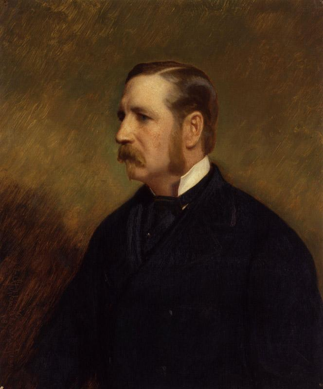 Sir Allen William Young by Stephen Pearce