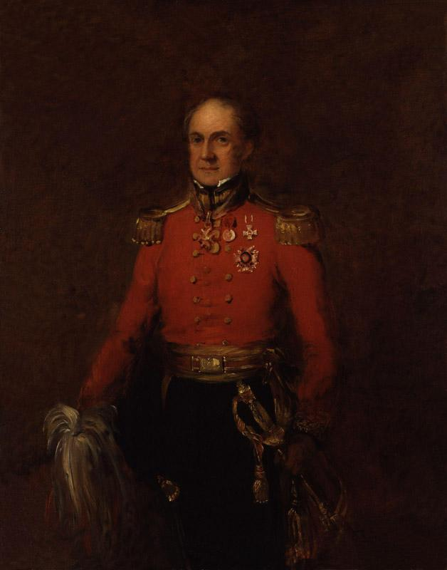 Sir Arthur Clifton by William Salter