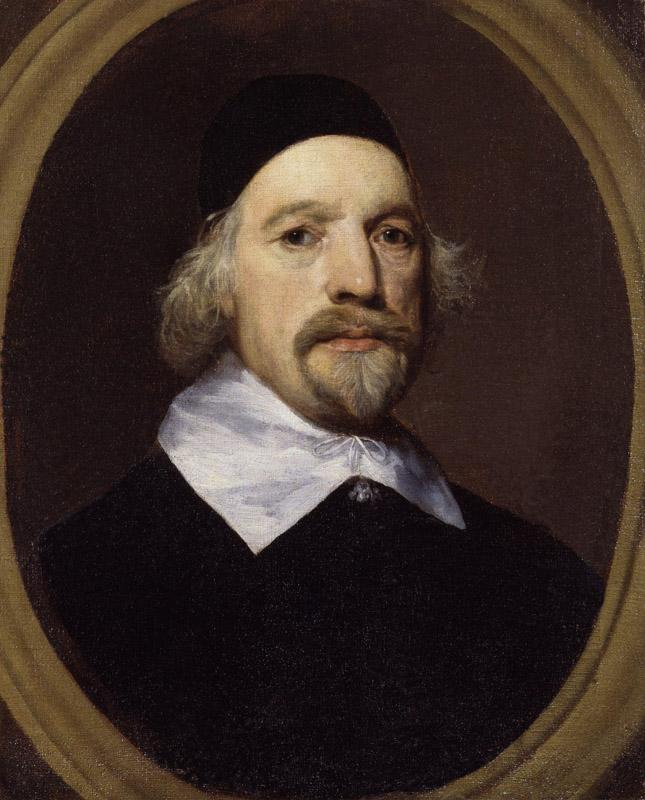 Sir Edward Nicholas by William Dobson