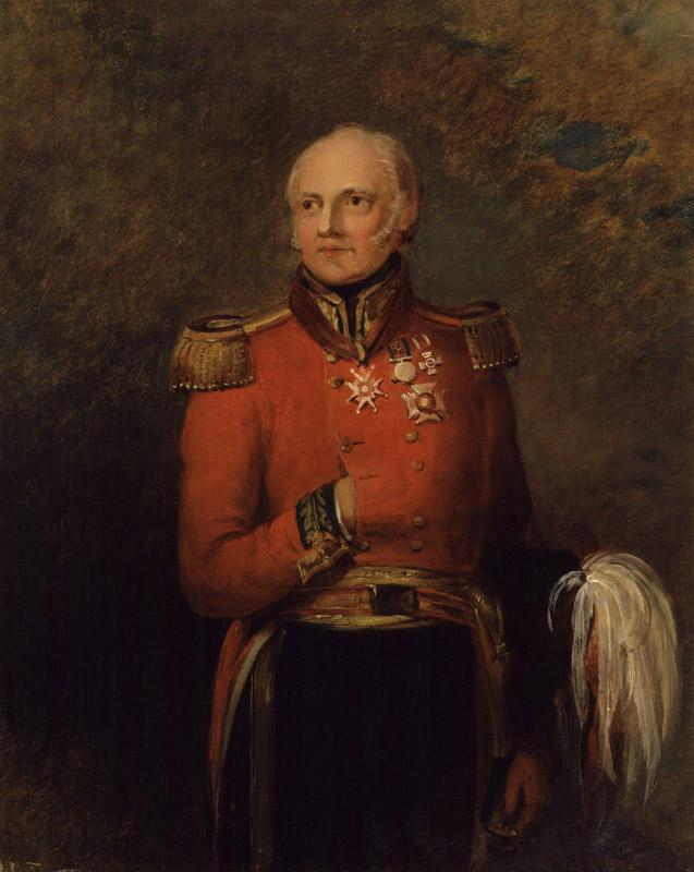 Sir George Scovell by William Salter