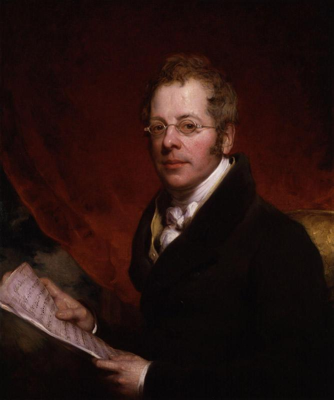 Sir George Thomas Smart by William Bradley