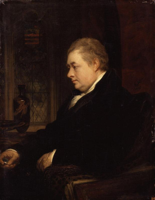 Sir Henry Charles Englefield, 7th Bt by Thomas Phillips